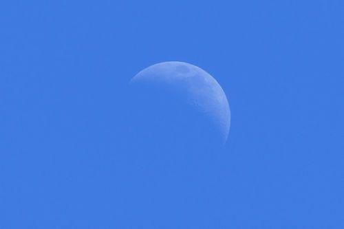 昼の月」の意味とは?   多摩てばこネット